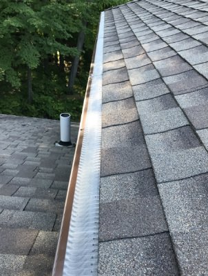 Photo of Valor Gutter Guard System